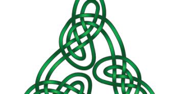 Trinity Knot - coutesy Wikimediawiki