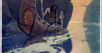 390px-NC_Wyeth_the_Indian_in_His_Solitude_3