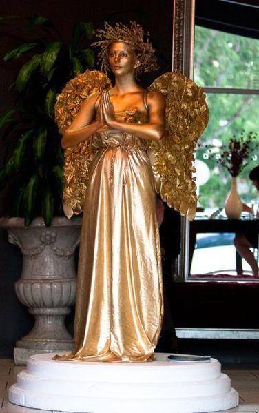 Human Angel by Eva Rinaldi