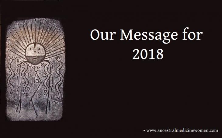 shaman sunrise our message